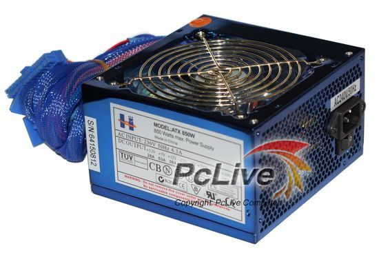 HPS 850W PC Power Supply Quiet ATX Computer Gaming PSU | eBay