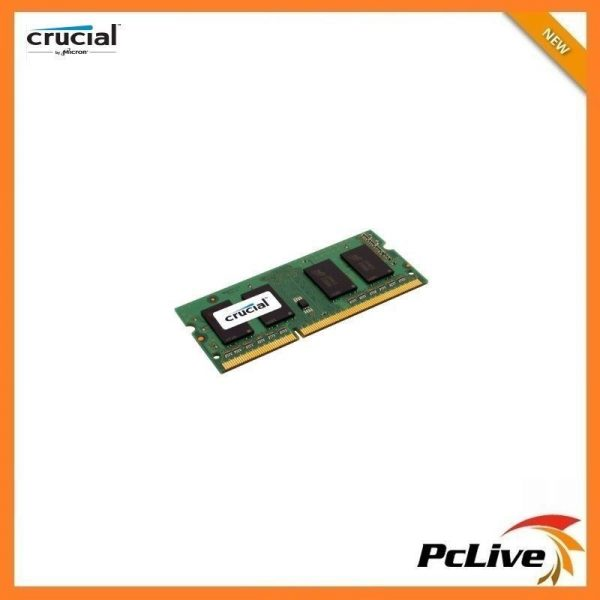 NEW Crucial 8GB DDR3 1600 Mhz Memory SODIMM 1 35V RAM for Laptop PC3 12800  DDR3L