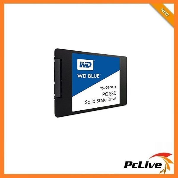 Western Digital 250GB SSD Solid State Drive WD Blue 2 5