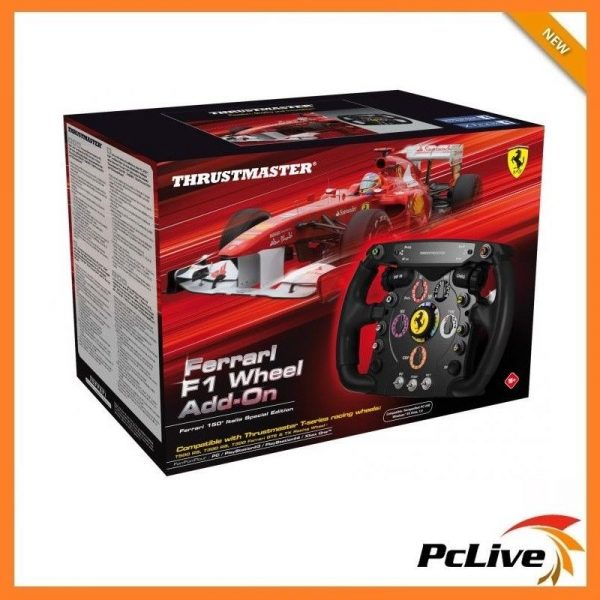 Thrustmaster Ferrari F1 Wheel Add On For T300 T500 TX Wheels PC PS3 PS4  XBOX ONE