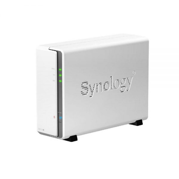 Synology DiskStation DS115j 1-Bay NAS Server Cloud RAID Network Storage  Backup
