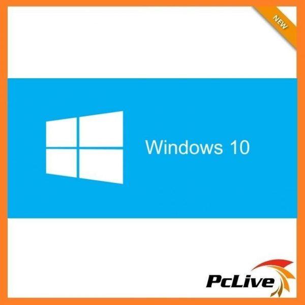 genuine windows 10 home 64-bit