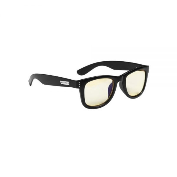 8573291d861 Gunnar Axial Amber Onyx Indoor Digital Eyewear Gaming Glasses Protect Eyes