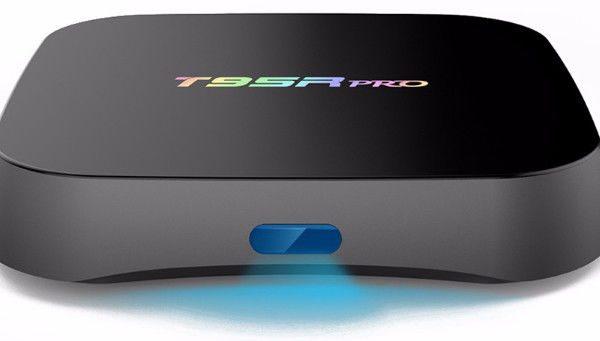 T95R PRO Octa Core Android TV Box 3GB 32GB Air Mouse KODI Youtube Player 4K  HDMI