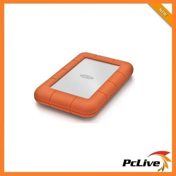 1eb6db0f10b5 1TB LaCie Rugged Mini Portable External Hard Drive USB 3 Shock Resistant PC  Mac